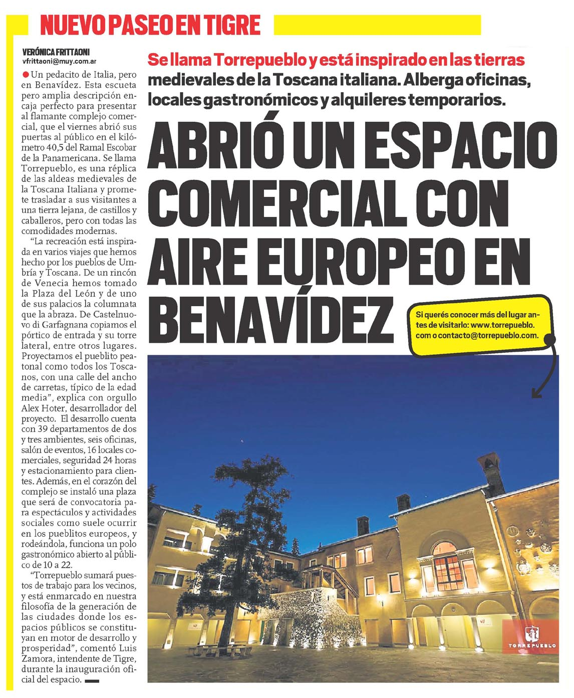 Diario Muy Torrepueblo