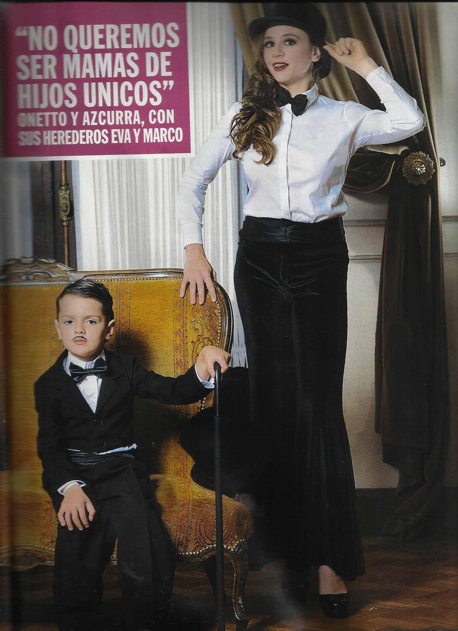 Revista Caras- Blue Duck (2)