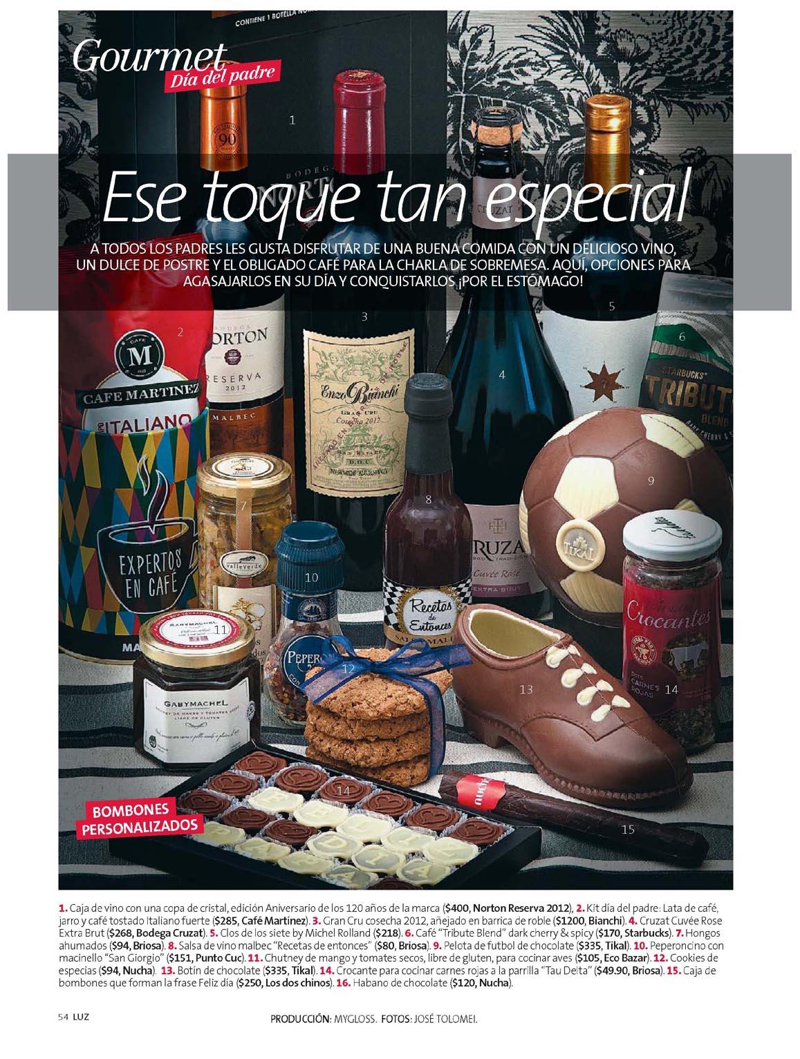 Revista Luz Los Dos Chinos